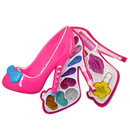 Kinderschminke Set Schuh High Heel Koffer Make Up Set Schminke